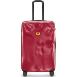 Walizka Icon duża matowa czerwona. Czerwone walizki marki Crash Baggage, duże. Za 1120,00 zł.