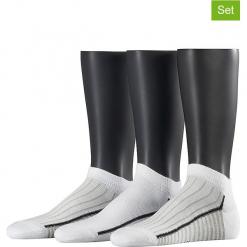 Skarpetki (6 par) w kolorze białym. Białe skarpetki męskie marki Esprit. W wyprzedaży za 82,95 zł.