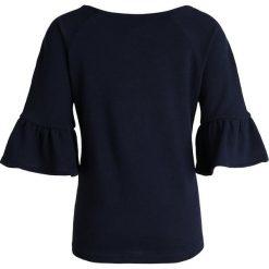 Polo Ralph Lauren RUFF TOPTOPS Tshirt z nadrukiem hunter navy. Niebieskie t-shirty chłopięce Polo Ralph Lauren, z nadrukiem, z bawełny. Za 209,00 zł.