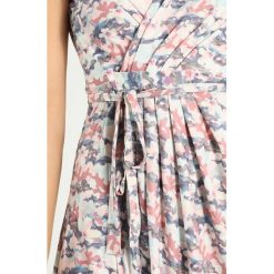 Sukienki hiszpanki: Smash OKAINA Sukienka z dżerseju rose