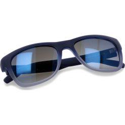 Okulary przeciwsłoneczne BOSS - 0249/S Qwoblue. Niebieskie okulary przeciwsłoneczne damskie marki Boss. W wyprzedaży za 429,00 zł.