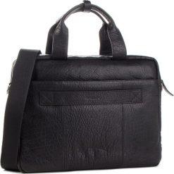 Torba na laptopa STRELLSON - Coleman 2.0 4010002309 Black 900. Czarne torby na laptopa marki Strellson, ze skóry. Za 1109,00 zł.