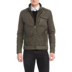 Kurtka w kolorze khaki. Brązowe kurtki męskie pikowane marki RNT23, l. W wyprzedaży za 219,95 zł.