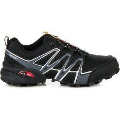Buty trekkingowe męskie: BUTY TREKKINGOWE AX BOXING czarne AX BOXING czarne