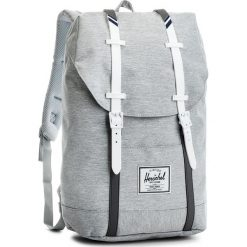 Plecaki męskie: Plecak HERSCHEL – Retreat 10066-01866 Lt Grey/Wh
