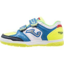 Joma TOP FLEX Halówki multicolor. Niebieskie buty sportowe chłopięce marki Retour Jeans, z bawełny. Za 159,00 zł.