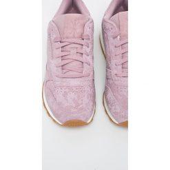 Reebok Classic - Buty Classic. Szare buty sportowe damskie reebok classic marki Reebok Classic, z materiału. W wyprzedaży za 349,90 zł.