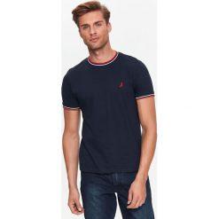 T-shirty męskie: T-SHIRT KRÓTKI RĘKAW MĘSKI GŁADKI