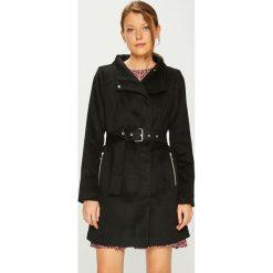 Vero Moda - Płaszcz Two Dope. Czarne płaszcze damskie wełniane Vero Moda, l. Za 429,90 zł.