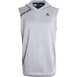 Bluzy męskie: adidas Performance ESSENTIALS SHOOTER Bluza grey heather