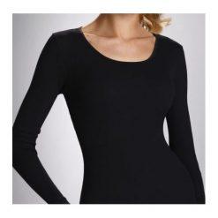 Bluzki asymetryczne: Eldar Koszulka damska Irene plus czarna r. 3XL