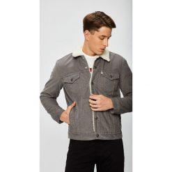 Levi's - Kurtka. Brązowe kurtki męskie przejściowe marki Levi's®, m, z bawełny. Za 469,90 zł.