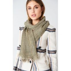 Szaliki damskie: Filippa K Szal Cold Dyed Wool – Green