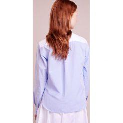Jil Sander Navy Bluzka light blue. Niebieskie bralety Jil Sander Navy, z bawełny. W wyprzedaży za 371,70 zł.