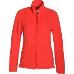Schöffel JACKET LEONA Kurtka z polaru aura orange. Czerwone kurtki sportowe damskie Schöffel, z materiału. W wyprzedaży za 265,30 zł.