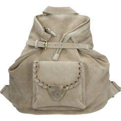 Plecak - 1755 CAM TAUP. Żółte plecaki damskie marki Venezia, ze skóry. Za 799,00 zł.