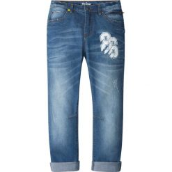 """Odzież dziecięca: Dżinsy ze stretchem bonprix niebieski """"stone"""""""