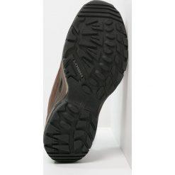 Lowa STRATO IV Obuwie hikingowe schiefer/oliv. Brązowe buty trekkingowe męskie Lowa, z materiału, outdoorowe. W wyprzedaży za 519,20 zł.