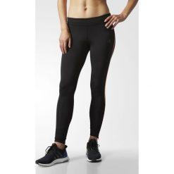 Adidas Legginsy damskie Response Long Tights W czarne r. L (B47764). Czarne legginsy sportowe damskie marki Adidas, l. Za 182,38 zł.