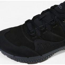 Buty sportowe damskie: ecco TERRAWALK Obuwie hikingowe black