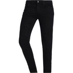 Topman EGYPT DEEJAY Jeans Skinny Fit black. Czarne rurki męskie Topman. Za 219,00 zł.