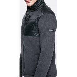 Bench - Kurtka. Szare kurtki męskie pikowane Bench, l, z bawełny. W wyprzedaży za 219,90 zł.