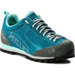 Trekkingi MILLET - Friction MIG1368 Ocean Depths 4828. Niebieskie buty trekkingowe damskie Millet. W wyprzedaży za 449,00 zł.