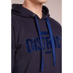 Bejsbolówki męskie: Blauer FELPA CHIUSA CAPPUCCIO Bluza z kapturem blu notte