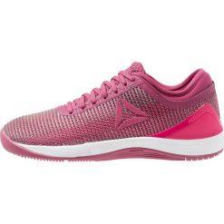 Reebok CROSSFIT NANO 8.0 Obuwie treningowe berry/pink/white/lila. Czarne buty sportowe damskie marki Reebok, z materiału, reebok crossfit. Za 549,00 zł.
