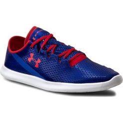 Buty UNDER ARMOUR - Ua W Studiolux Low Fresh 1266428-420 Cba/Wht/Urd. Niebieskie buty do fitnessu damskie Under Armour, z gumy. W wyprzedaży za 259,00 zł.