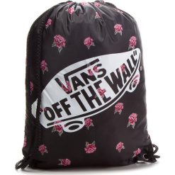 Plecak VANS - Benched Bag VN000SUFRDU  Black Rose. Czarne plecaki damskie Vans, z materiału, sportowe. Za 59,00 zł.