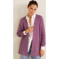 Mango - Sweter Orion. Różowe swetry klasyczne damskie marki Mango, l, z dzianiny. Za 159,90 zł.
