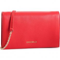 Torebka COCCINELLE - DP5 Kalliope E1 DP5 19 01 01 Coquelicot R09. Czerwone torebki klasyczne damskie Coccinelle, ze skóry. Za 1049,90 zł.