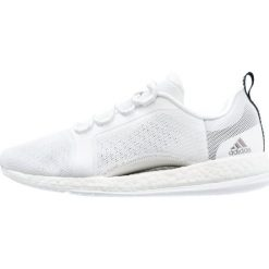 Buty damskie: adidas Performance PUREBOOST X TR 2 Obuwie treningowe white/silver metallic/core black
