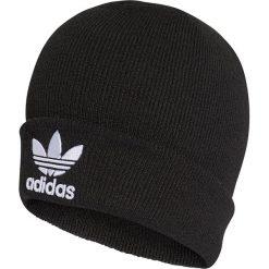 Czapka adidas Originals Trefoil Beanie (BK7634). Czarne czapki zimowe męskie Adidas, z materiału. Za 79,99 zł.