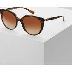 Dolce&Gabbana Okulary przeciwsłoneczne havana. Brązowe okulary przeciwsłoneczne damskie aviatory Dolce&Gabbana. Za 819,00 zł.