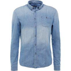 DRYKORN ALEX Koszula blue. Niebieskie koszule męskie marki DRYKORN, m, z dekoltem karo. Za 379,00 zł.