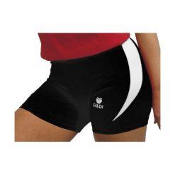 GI&DI 339 szorty - Kobiety - black_xxxs. Czarne spodenki sportowe męskie GI&DI, z bawełny, sportowe. Za 125,13 zł.