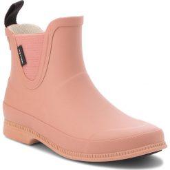 Buty zimowe damskie: Kalosze TRETORN – Eva Lag 472953 Dusty Pink 06