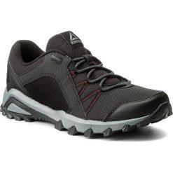 Buty Reebok - Trailgrip 6.0 CM9504 Black/Rich Magma/Alloy. Szare buty trekkingowe męskie marki Reebok, l, z dzianiny, z okrągłym kołnierzem. W wyprzedaży za 199,00 zł.