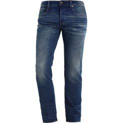 GStar 3301 STRAIGHT Jeansy Straight Leg firro stretch denim. Niebieskie jeansy męskie marki G-Star. Za 469,00 zł.