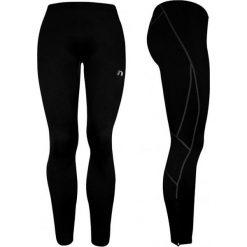 Bryczesy damskie: Newline  Spodnie damskie kompresyjne Base Dry N Comfort Tights czarne r. L