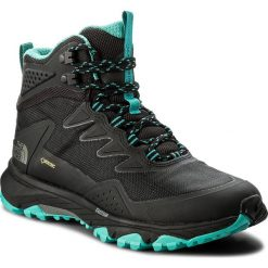 Trekkingi THE NORTH FACE - Ultra Fastpack Iii Mid Gtx GORE-TEX T939IT4HW Tnf Black/Porcelain Green. Czarne buty trekkingowe damskie marki The North Face. W wyprzedaży za 479,00 zł.