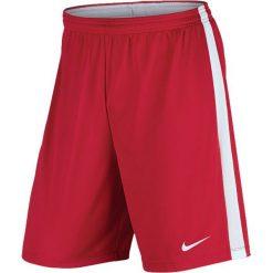 Spodenki i szorty męskie: Nike Spodenki męskie M ACDMY SHORT JAQ K czerwony r. XL (832971 657)