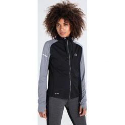 Bomberki damskie: Newline BASE WARM UP ZIP Kurtka do biegania black