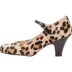 Buty ślubne damskie: LAB Czółenka brown