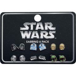 Kolczyki damskie: Star Wars Loungefly – Star Wars Ohrstecker-Set Kolczyki – Earpin standard