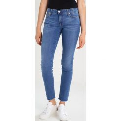Rurki damskie: 7 for all mankind PYPER Jeansy Slim Fit bair mid indigo