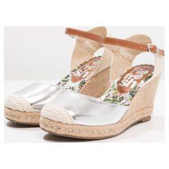 Rzymianki damskie: Refresh Sandały na platformie silver