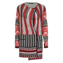 Desigual Sweter Damski Call S Czerwony. Czerwone swetry klasyczne damskie marki Desigual, s. W wyprzedaży za 289,00 zł.